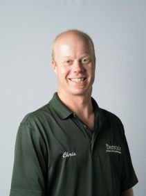 Chris Van Zandwyk- Assistant Service Manager
