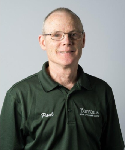 Paul Barron Sr. - Service Manager