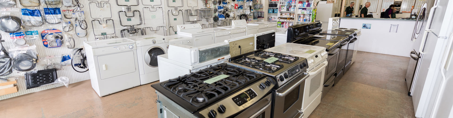 Refurbished Appliances
